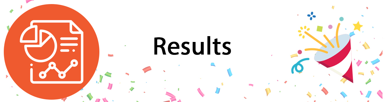 Results Banner